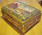 Click here to enlarge image and see more about item T797: Nuremberg Collector's Tin - E. Otto Schmidt
