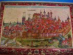 Click to view larger image of Nuremberg, Germany - Collector's  Tin  Chest (Image8)