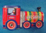 Click to view larger image of Life Savers Tin Train (Image1)