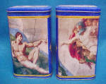 Click to view larger image of Creation of Adam Tins - Limited Editon/2 Tins (Image8)