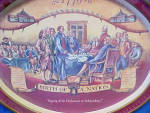 Click to view larger image of 1776 Birth of a Nation Miller Beer Tray (Image4)