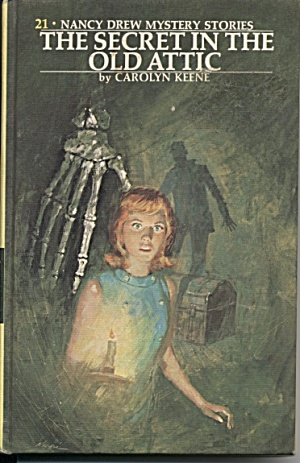 The Secret In The Old Attic - Nancy Drew #21