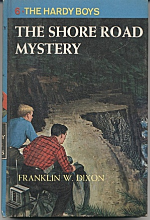 The Shore Road Mystery - The Hardy Boys #6 (Image1)