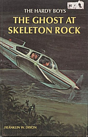 The Ghost at Skeleton Rock - Hardy Boys #37 (Image1)