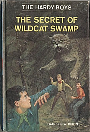 The Secret of Wildcat Swamp - Hardy Boys #31 (Image1)