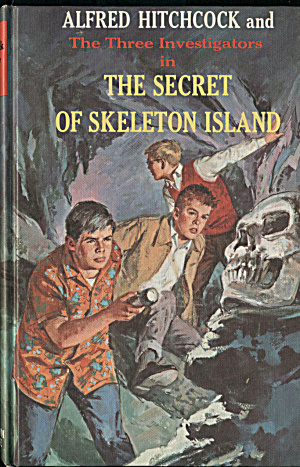 The Secret Of Skeleton Island