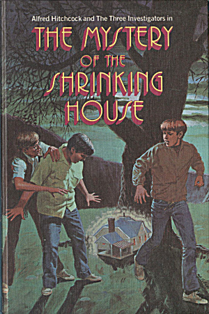 The Mystery Of The Shrinking House