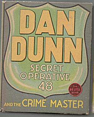 Dann Dunn Secret Operative 48 and the Crime Master (Image1)