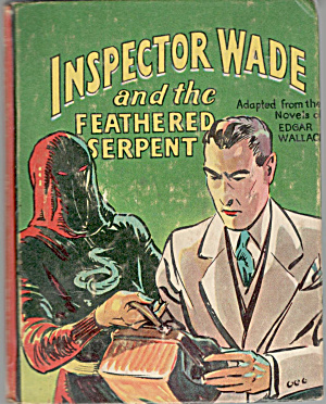 Inspector Wade and the Feathered Serpent (Image1)