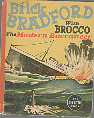 Brick Bradford with Brocco The Modern Buccaneer (Image1)