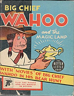 Big Chief Wahoo and the Magic Lamp (Image1)