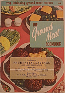 The Ground Meat Cookbook