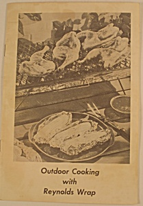 Outdoor Cooking with Reynolds Wrap (Black and White) (Image1)
