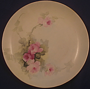 Rosenthal Hand-painted Plate