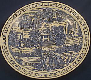 Vernon Kilns New Mexico Plate (Image1)