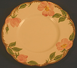 Franciscan Desert Rose Bread and Butter Plate (Image1)