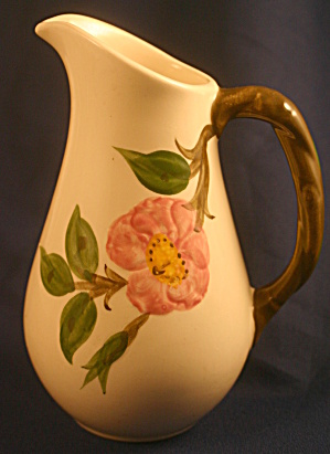 Small Franciscan Desert Rose Jug