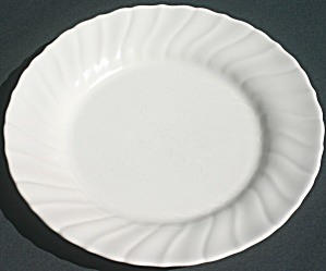 Off-white Franciscan Coronado Lunch Plate