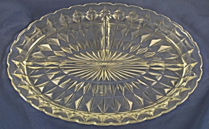 "Windsor ""windsor Diamond"" Relish Tray"