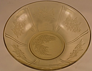 Federal Glass Sharon Berry Bowl (Image1)