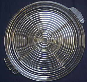 Anchor Hocking Clear Manhattan Relish Tray (Image1)