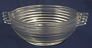 Anchor Hocking Clear Manhattan Large Berry Bowl (Image1)