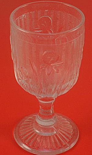 Iris & Herringbone 3 oz. Wine Goblet (Image1)