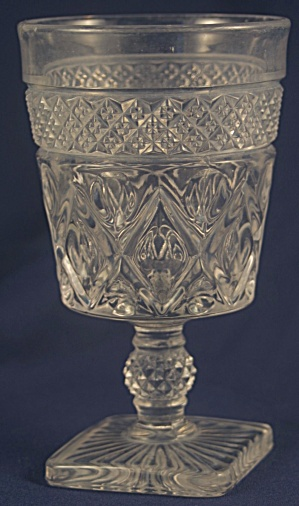 Cape Cod Low Water Goblet