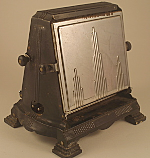 Manning-Bowman & Co. Art Deco Toaster (Image1)