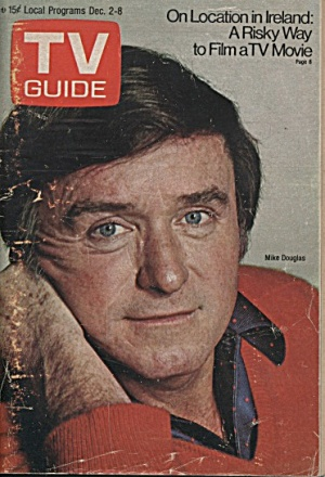 Tv Guide, Dec. 2, 1972