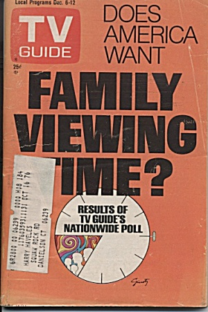 Tv Guide, Dec. 6, 1975