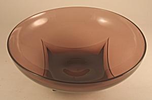 Hazel Atlas Glass Company Moroccan Amethyst Bowl (Image1)