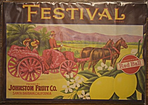 Festival Lemon Label (Image1)