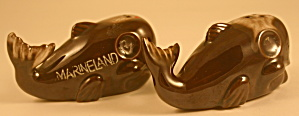 Marineland Whale Salt and Pepper Shakers (Image1)