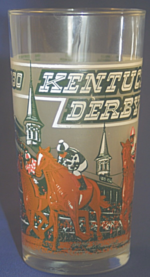 1980 Kentucky Derby Tumbler (Image1)