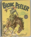 Click here to enlarge image and see more about item BK344: Bronc Peeler The Lone Cowboy