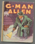 Click here to enlarge image and see more about item BK582: G-Man Allen
