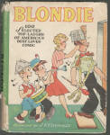 Click here to enlarge image and see more about item BLB716: Blondie - 100 Selected Top-Laughs