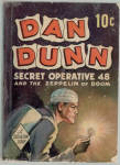 Click here to enlarge image and see more about item BLB718: Dan Dunn Secret Operative 48 and the Zeppelin of Doom