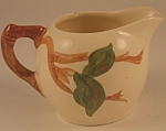 Click here to enlarge image and see more about item CD107: Franciscan Apple Creamer