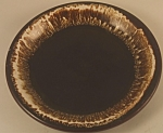 Click to view larger image of Pfaltzgraff Brown Gourmet Salad Plate (Image1)