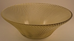 Click here to enlarge image and see more about item DG118: Federal Glass Diana Console Fruit Bowl