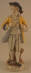 Click here to enlarge image and see more about item F001: Occupied Japan Male Figurine