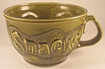 Click here to enlarge image and see more about item P108: McCoy Snacks Coffee Cup Bowl