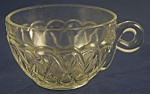 Click here to enlarge image and see more about item PDG113B: Pretzel Cup (As is)
