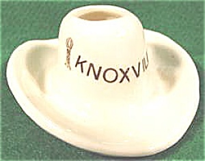Knoxville Ten Gallon Hat Souvenir Toothpick - Vintage