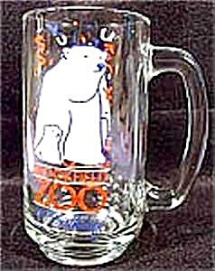 Glass Mug - Brookfield Zoo 50th Anniversary - Chicago (Image1)