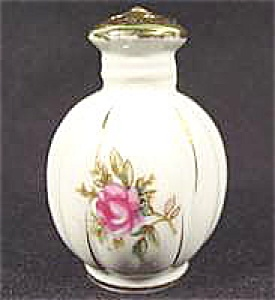 Kitchen Collectibles - Porcelain Salt Shaker - Single