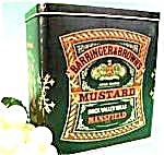 Vintage Mustard Tin - Barringer and Brown's - England (Image1)