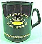Yellow Cab South Bend - 6 Coffee Mugs